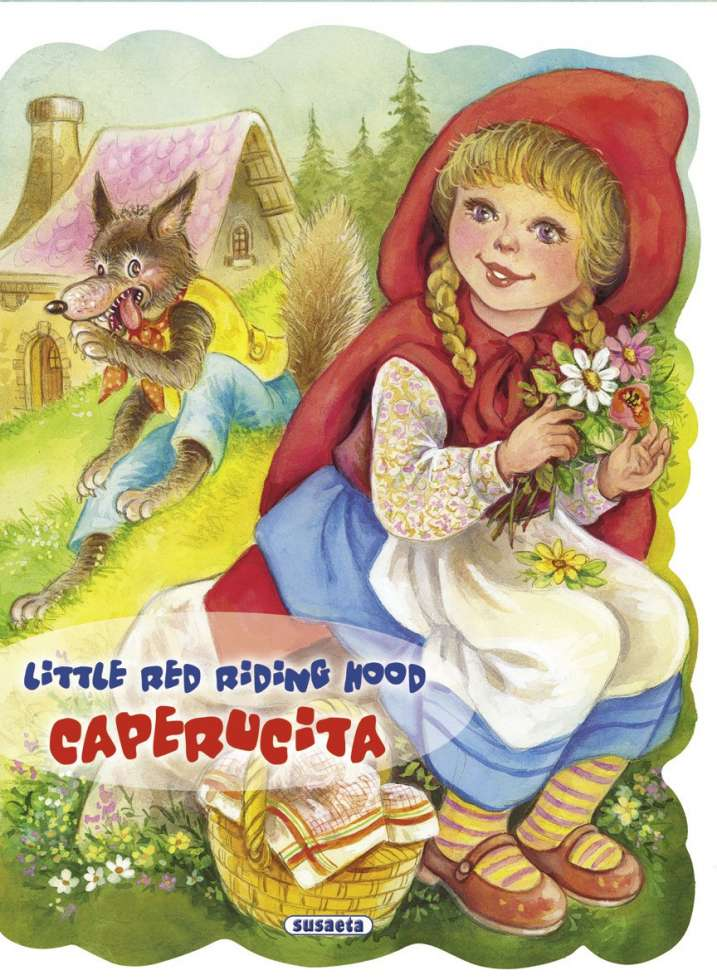Little red riding hood -...