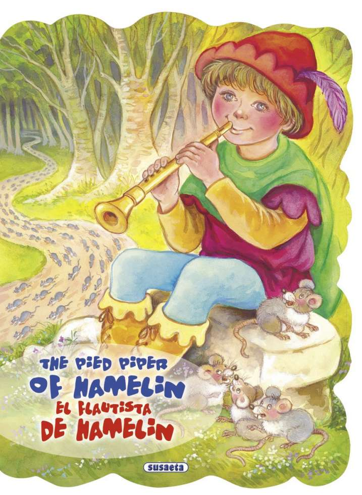The pied piper of Hamelin -...