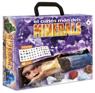 El curiós món dels minerals
