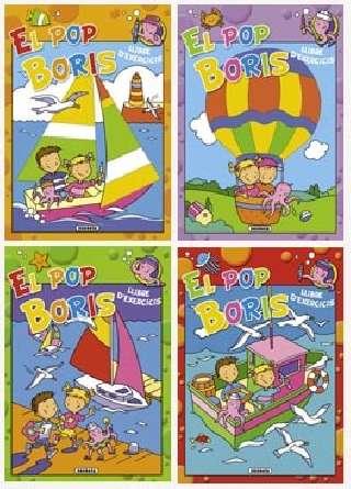 El pop Boris, llibre...