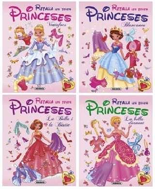 Retalla les teves princeses...