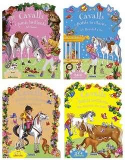 Cavalls i ponis brillants...