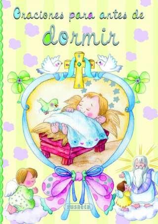 Oraciones para antes de dormir