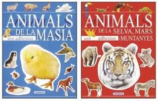 Animals amb adhesious (2...