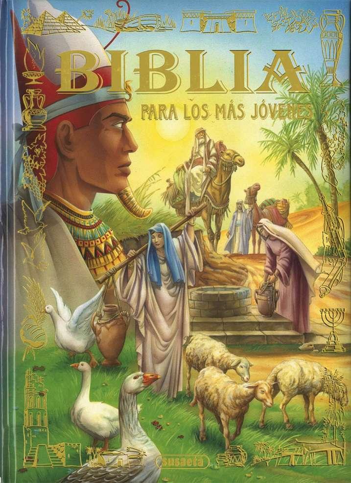 Biblia para los más jóvenes