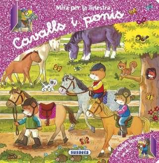 Cavalls i ponis