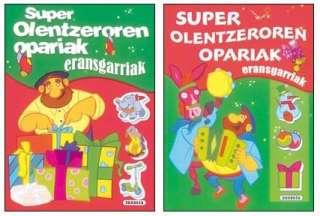 Super Olentzeroren opariak...