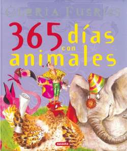 365 días con animales....