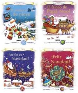 Blanca Navidad (4 títulos)