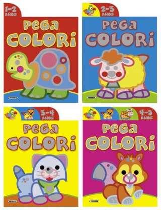 Pega colori (4 títulos)