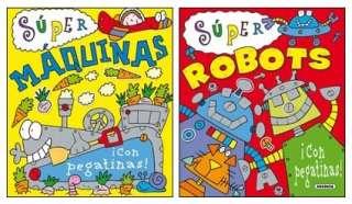 Pega y lee (2 títulos)