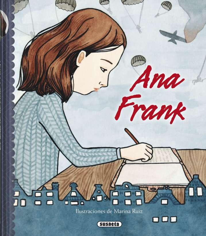 El diario de Ana Frank | Editorial Susaeta - Venta de
