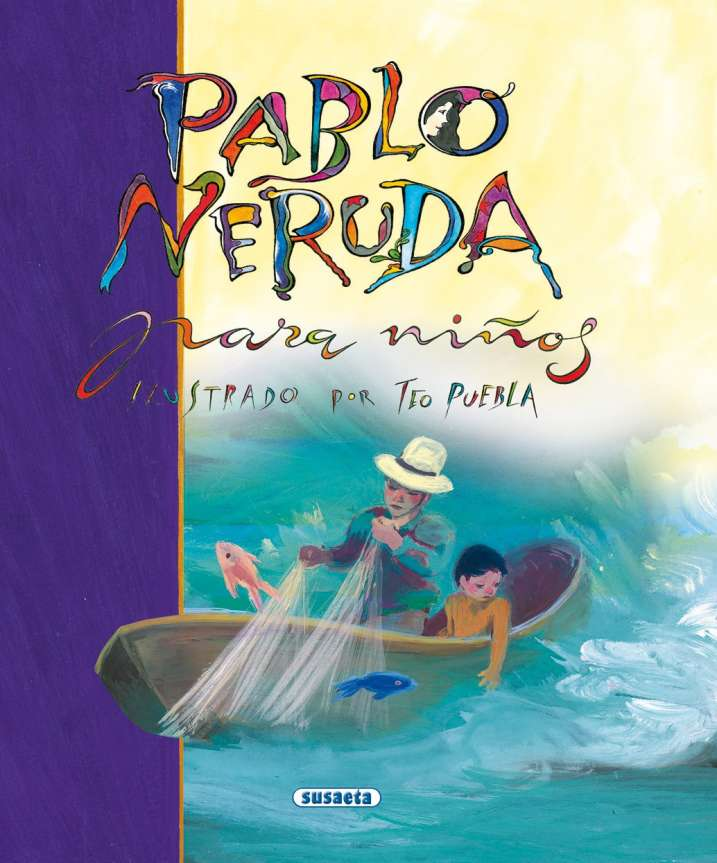 Pablo Neruda para niños