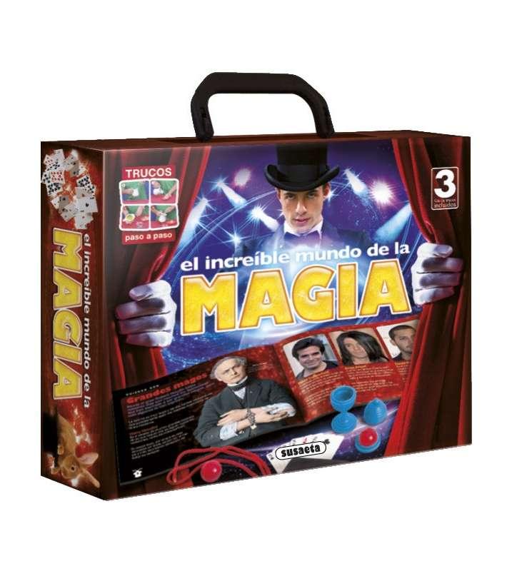 El increíble mundo de la magia