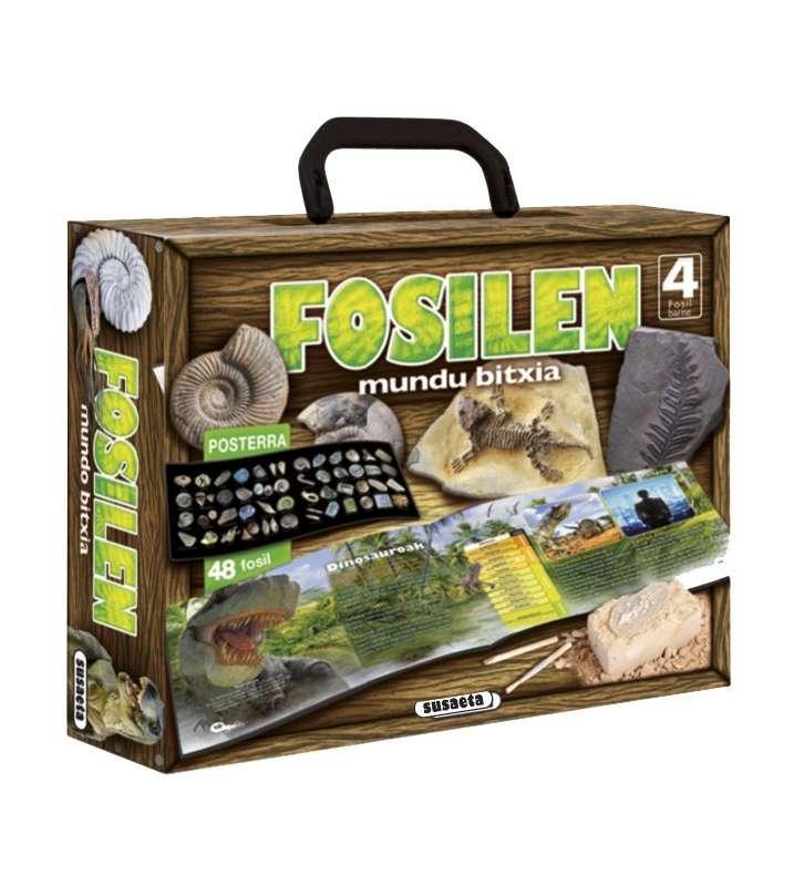 Fosilen mundu bitxia