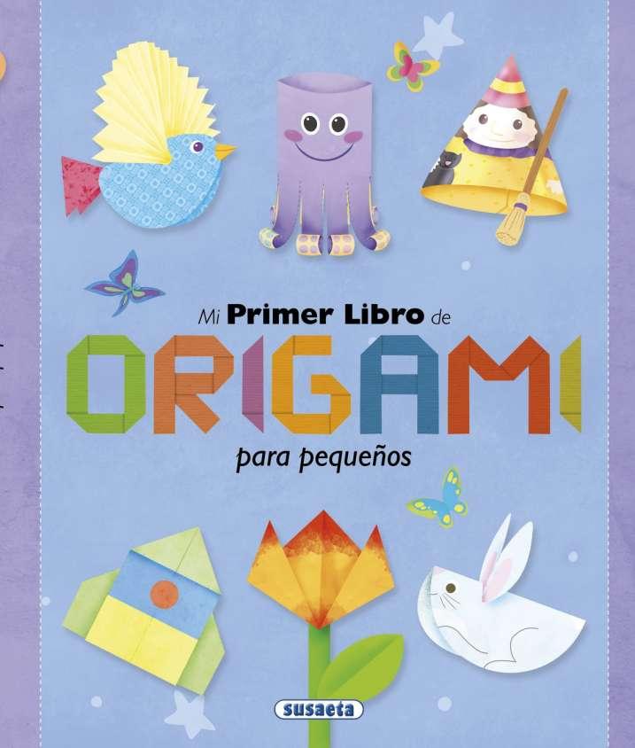 Mi primer libro de origami...
