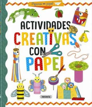 Actividades creativas con...