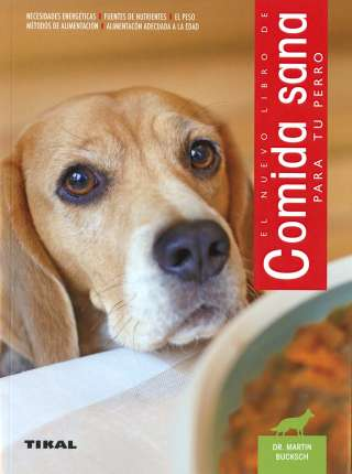 Comida sana para tu perro