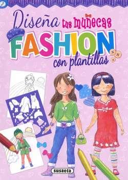 Diseña tus muñecas fashion...