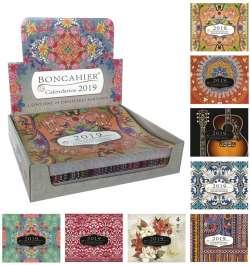 Estuche Calendarios 2019