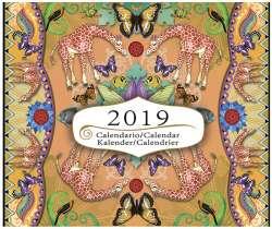 Calendario Into the wild 2019