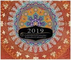 Calendario Mandalas 2019