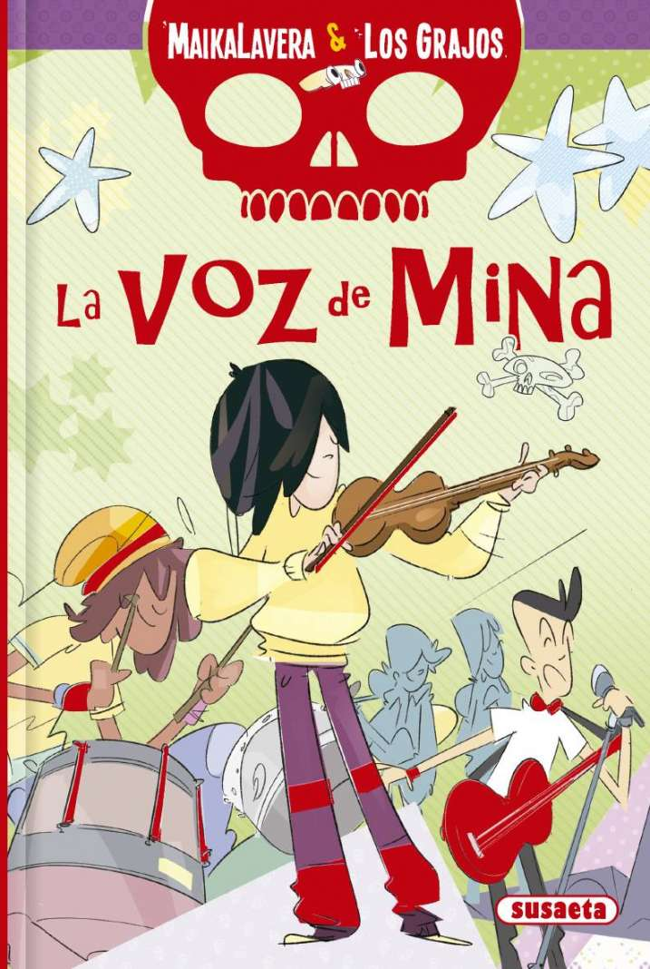 La voz de Mina