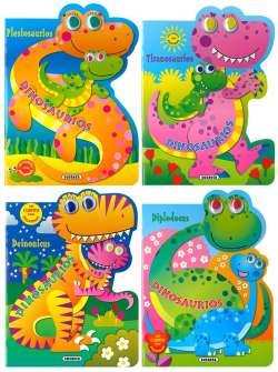 Mis dinosaurios con...