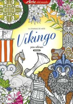 Láminas de arte Vikingo