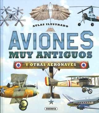 Aviones muy antiguos y...
