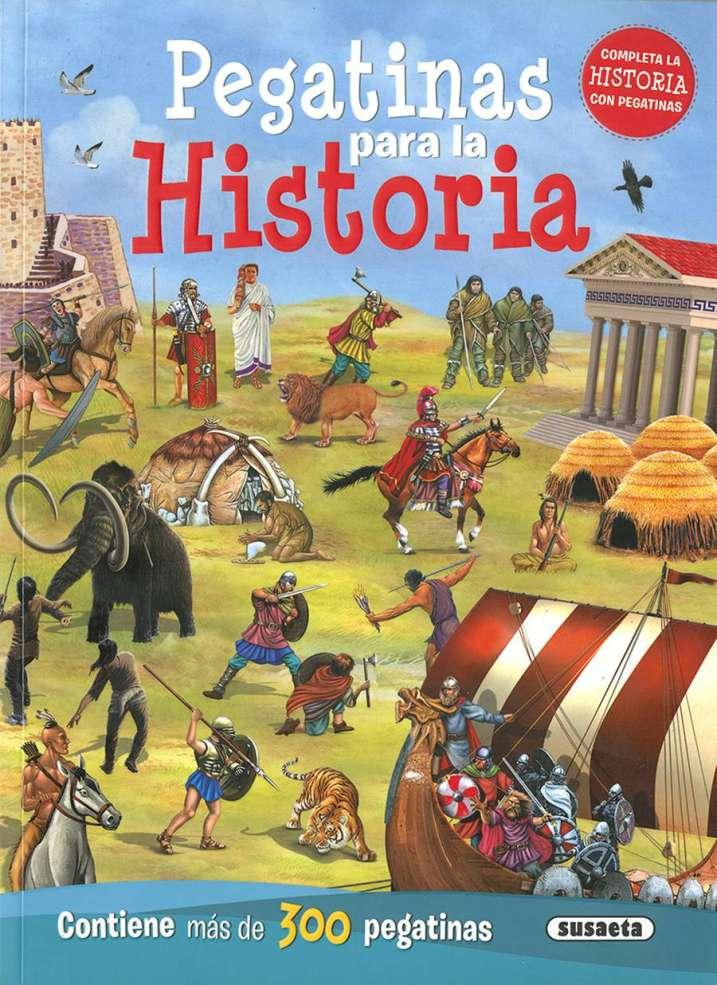 Pegatinas para la historia