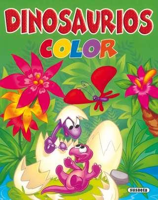 Dinosaurios color nº 1