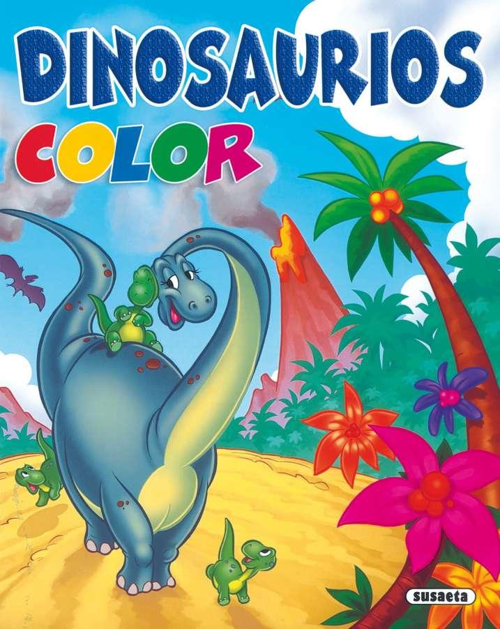 Dinosaurios color nº 2
