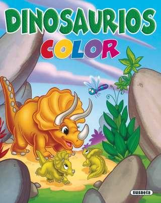 Dinosaurios color nº 3