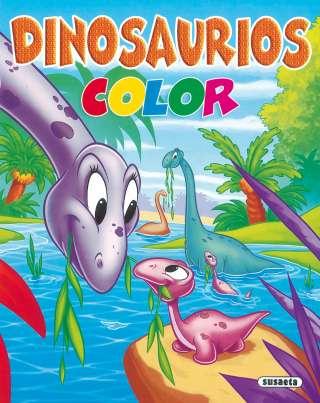 Dinosaurios color nº 4