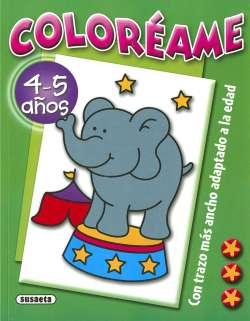Coloréame 4-5 años
