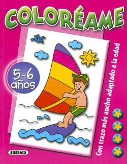 Coloréame 5-6 años