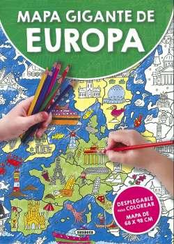 Mapa gigante de Europa