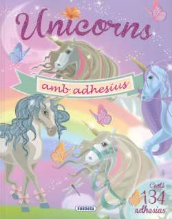 Unicorns amb adhesius