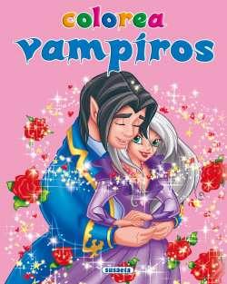 Colorea vampiros nº 2