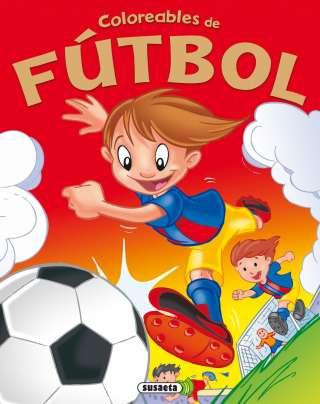 Coloreables de Fútbol nº 1