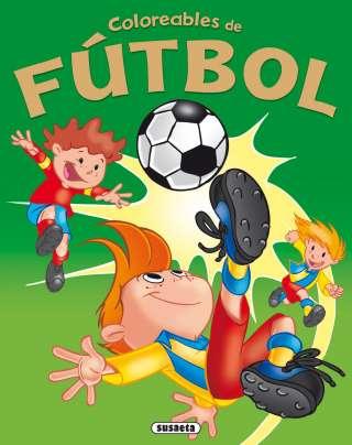 Coloreables de Fútbol nº 2