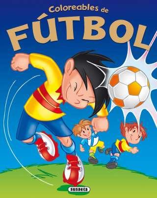 Coloreables de Fútbol nº 3