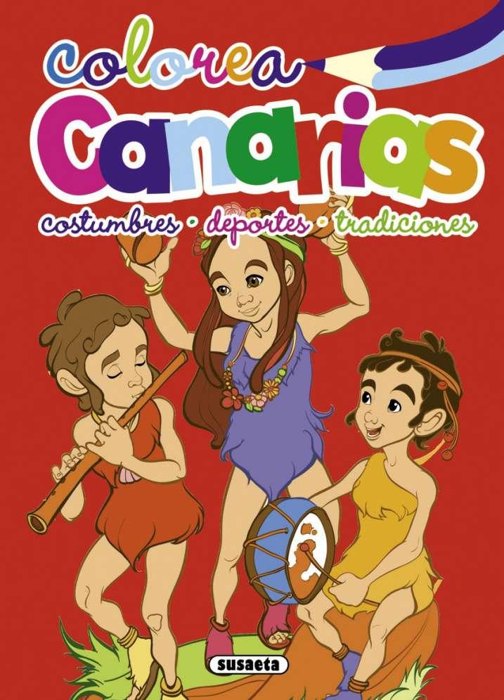 Colorea Canarias