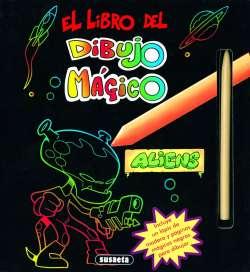 El libro del dibujo mágico....