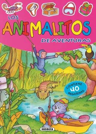 Los animalitos de aventuras