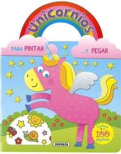 Unicornios para pintar y...