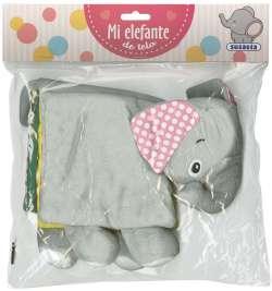 Mi elefante de tela