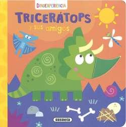 Tricerátops y sus amigos