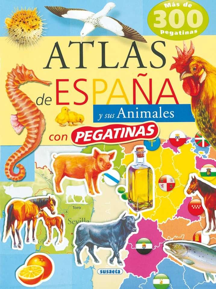 Atlas de España y sus animales
